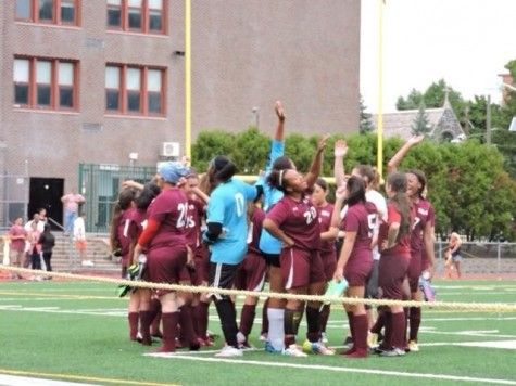 Lady Raiders' Golden Goals