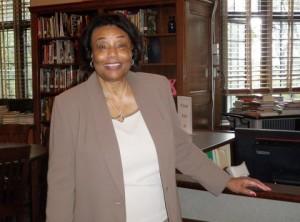 Dr. Akins Makes History at DMAE