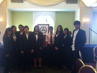 DMAE HOSA Chapter: New Advisors, Expanded Horizons