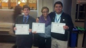 DMAE Team Wins 3 Awards