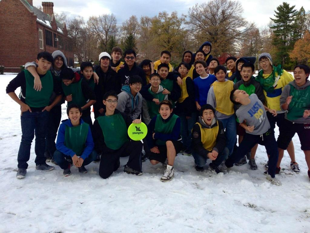 Ultimate Frisbee Serves Up Fun