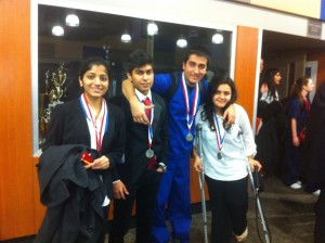 Medals and Melodies at HOSA Regionals