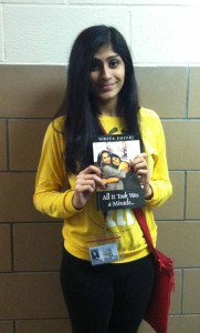 Vinita's Miracle: DMAE Student Author