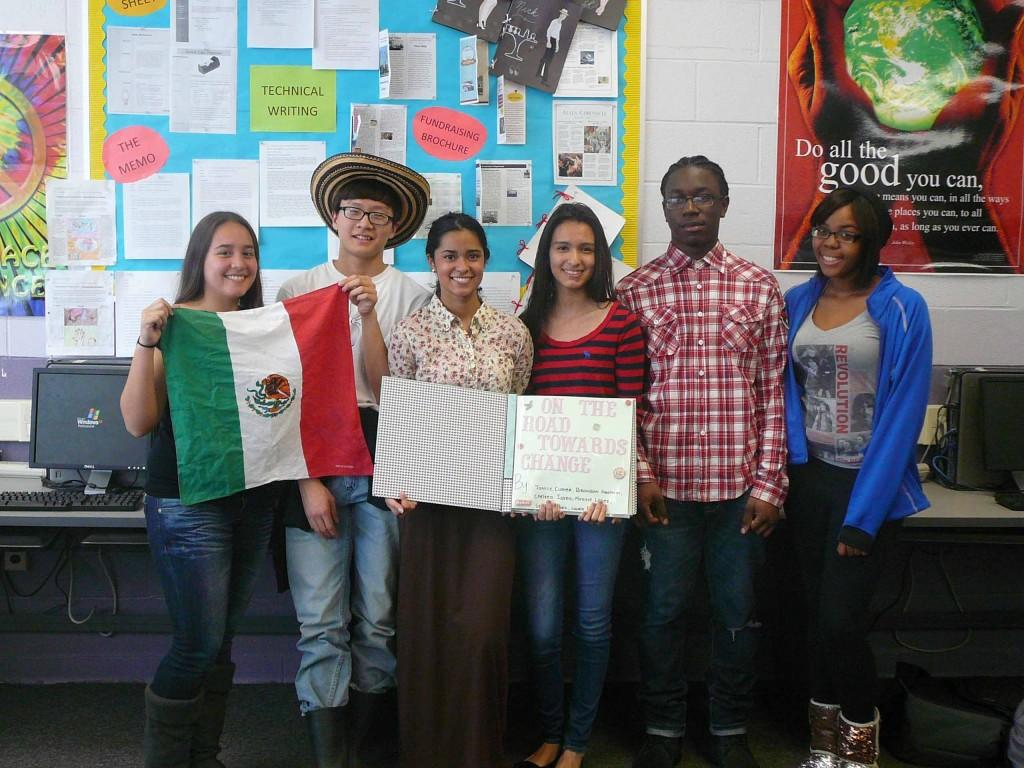 U.S.+Literature+Scrapbook+Project