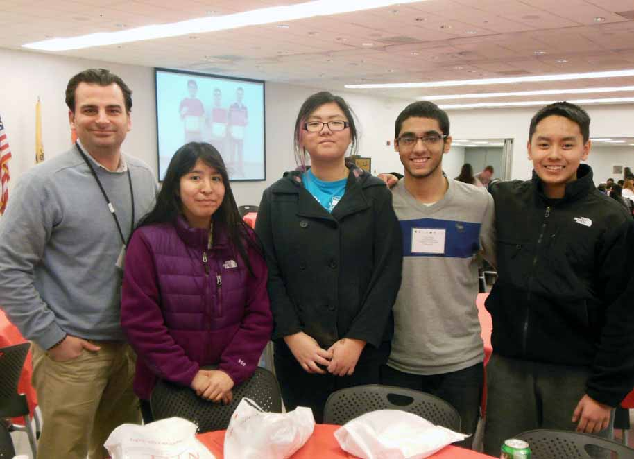 Website Creativity at NJIT Competition
