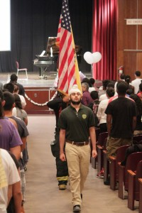 9/11 Assembly: DMAE Keeps It Alive Even After a Dozen Years