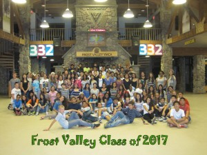 Frost Valley Enrollment Up but A@E's Down