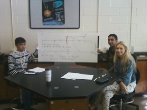 AP Physics Optics Presentations