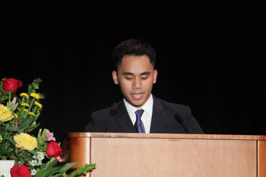 JAY SPEAKING AT INDUCTION 2013