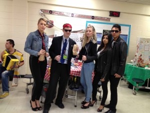 Subculture Day: Dr. Hall's Sociology Bazaar