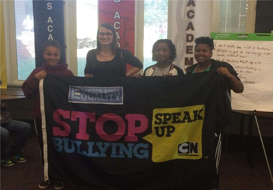 Week of Respect: Standing Up to Bullying