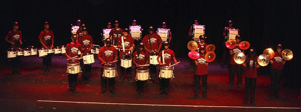 Bergen Blowout DMAE Drumline