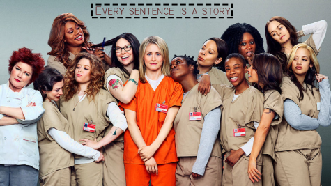 Orange is the New Black – and Black Is In