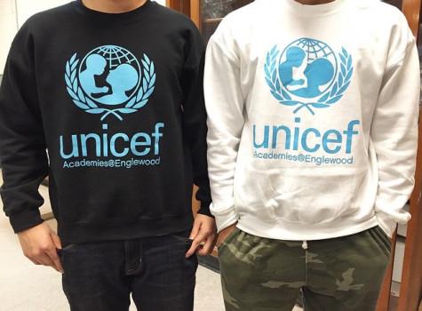 Freshmen Show Spirit in DMAE UNICEF Club