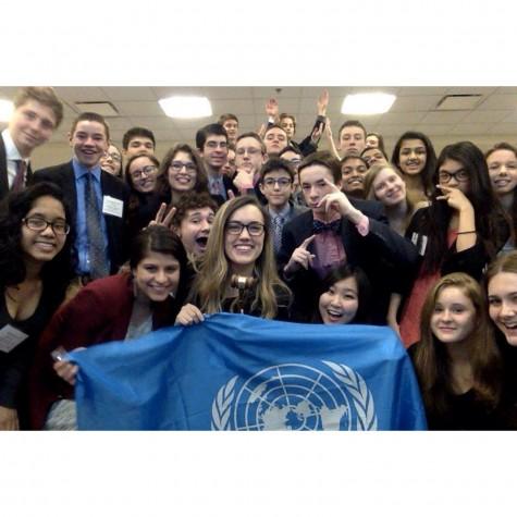 DMAE Students Earn 7 Awards: University of Delaware Model UN Summit
