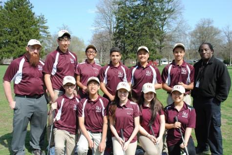 Best Golf Season in DMHS History