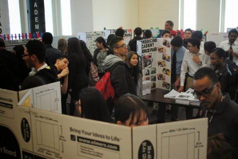 DMAE Brings Back Its Science Fair