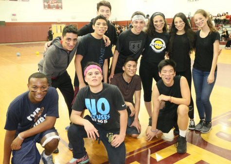 Class of 2018 Reigns at Games
