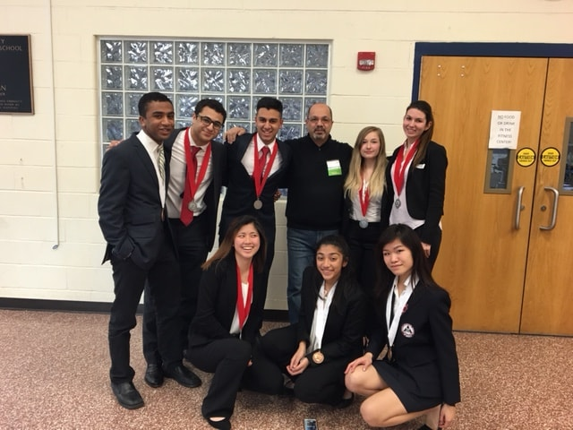 HOSA Teams Surges to Nationals