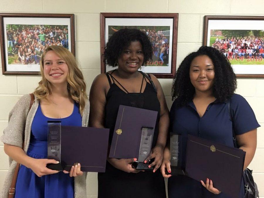 Senior Awards Ceremony Instills Pride