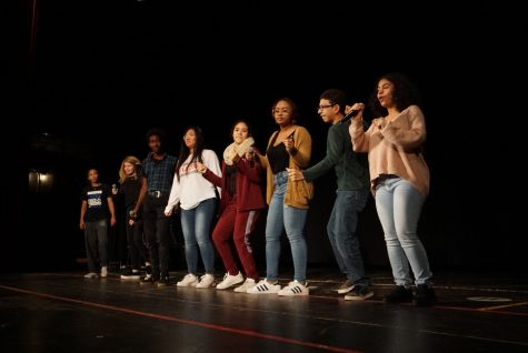 """Ain't No Mountain High Enough"" to Stop Englewood's Popular Idol Contest"