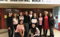 DMAE's A Cappella Group Wins