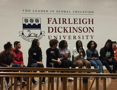 DMAE Teens Lead at Teens Talk About Racism Conference