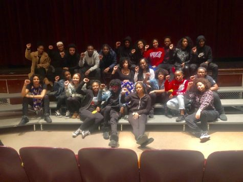 Black Pride Deep at Annual Assembly