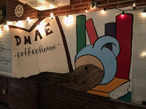 Coffee House Sets New Stage