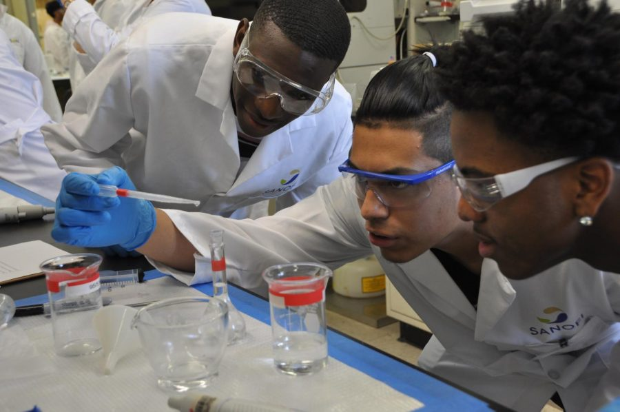 Students 2 Science STEM Day