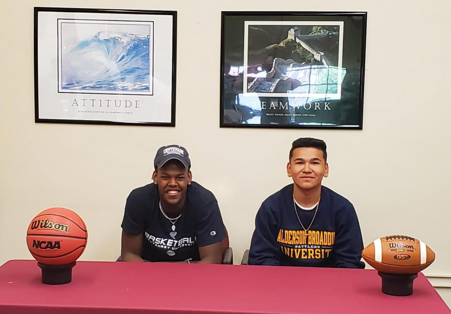 Raiders Stars Compete at Collegiate Level
