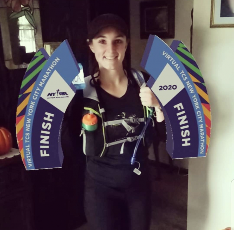 Trainer A's Marathon for Charity
