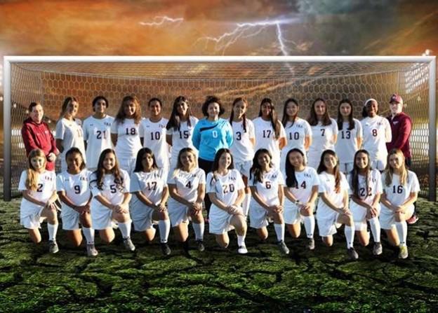 Tough Season & Breaking Records For Girls Varsity Soccer